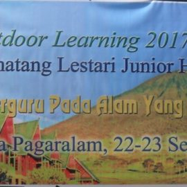Outdoor Learning 2017
